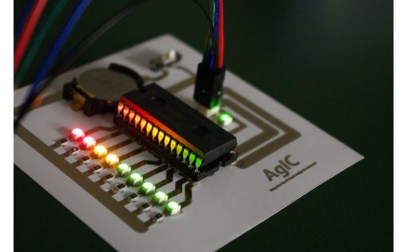 AgIC Print - Printing circuit
