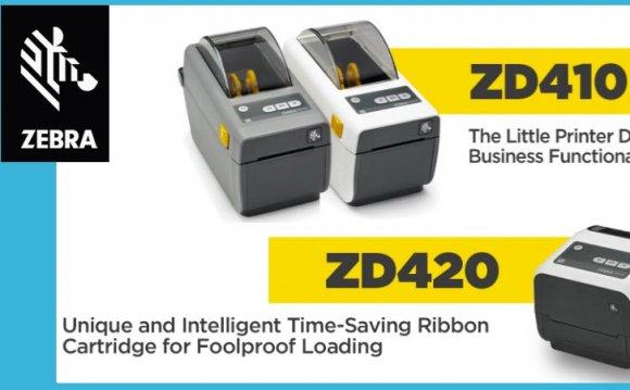 NEW! Zebra Compact Printers