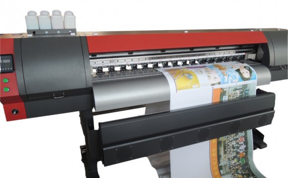 1.6M DX5 Eco solvent printer