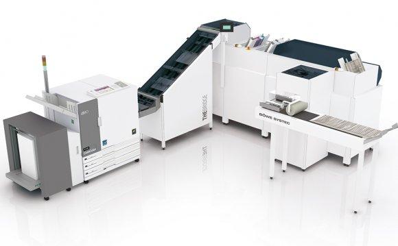 RISO inkjet printer with
