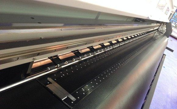 Eco Solvent Inkjet Printer