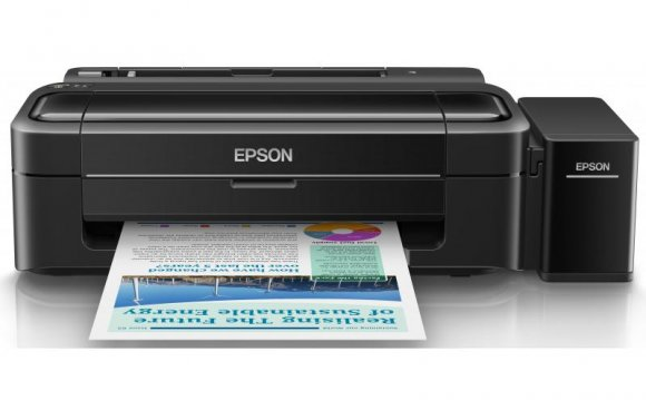 EPSON - Inkjet printers EPSON