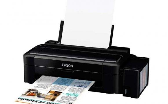 Epson L300 Inkjet Printer
