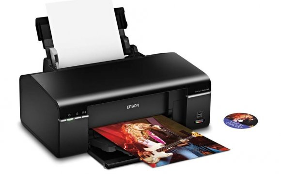 Epson Stylus Photo T50 Inkjet