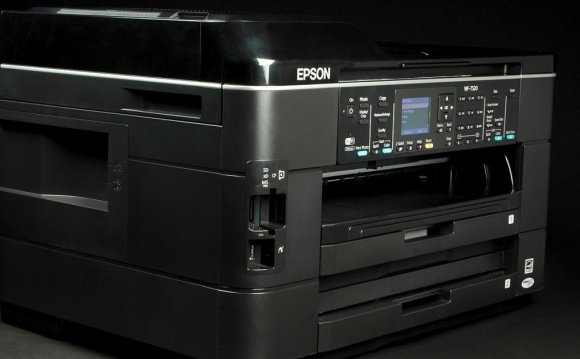Epson WorkForce WF-7520 review