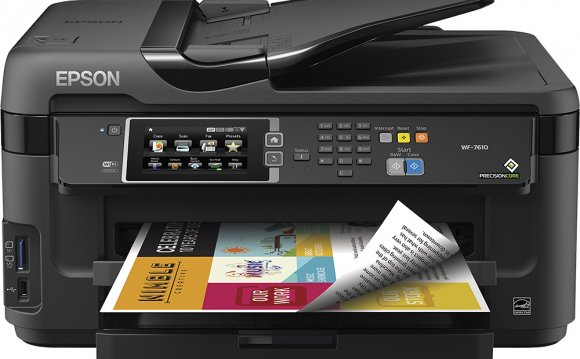 All-In-One Printer Black
