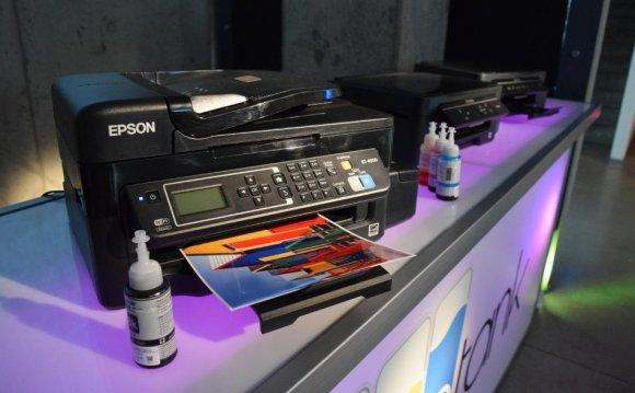 Epson s EcoTank Printers Will