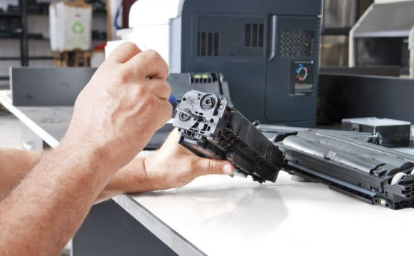 How to Clean a Canon Printer
