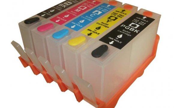 Refillable Printer Ink