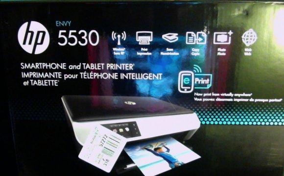 HP Envy 5530 Wireless