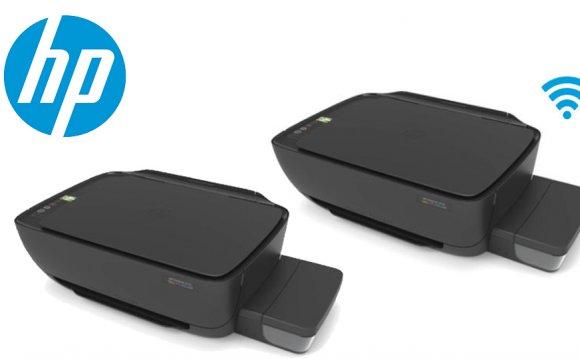 HP launches new DeskJet GT