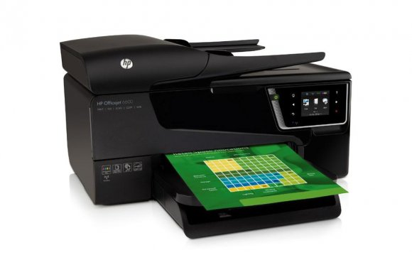 HP Officejet 6600 E All In One