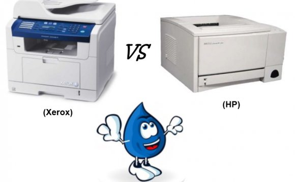 The HP LaserJet 2100 vs