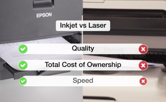 Inkjet or Laser Printers?