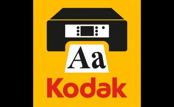 KODAK Document Print App on
