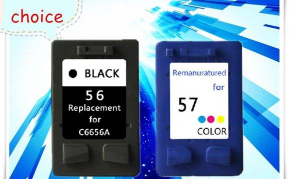 Inkjet Cartridges for HP 56 57
