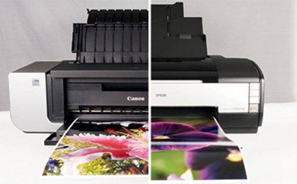 Printer Test: Canon PIXMA