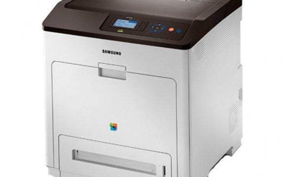 Color laser printer 3535 ppm