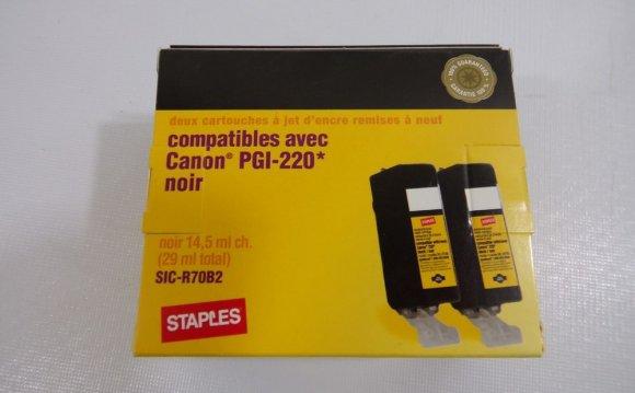 Staples - Inkjet cartridges