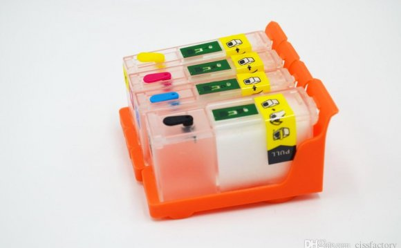 Inkjet Printer cartridges Refill
