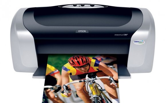 Epson Color Inkjet Printer