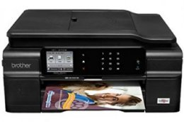 Brother MFC-J870DW Wireless Color Inkjet Printer with Scanner