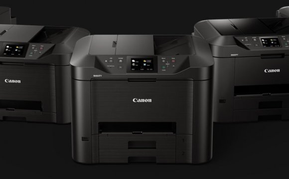 Inkjet or laser printers for home office