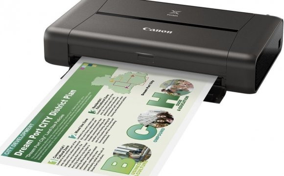 Canon Wireless Inkjet Printer
