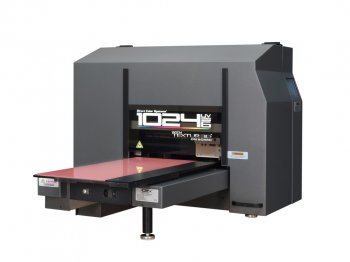 Direct Jet UV Printer UVMVP Empty Bed - Direct Color techniques
