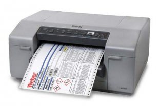 Epson GHS label printer GP-C831