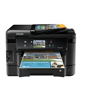 Epson WorkForce WF-3540 cordless All-in-One Color Inkjet Printer