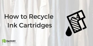 Get a hold of a place to recycle ink cartridges locally