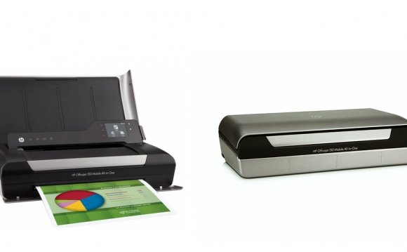 HP Officejet 150 Mobile All-in-One inkjet printer