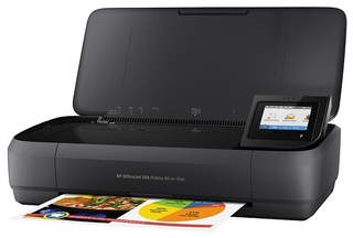 HP reboots cellular all-in-one printers: Testing the battery-powered Officejet 250