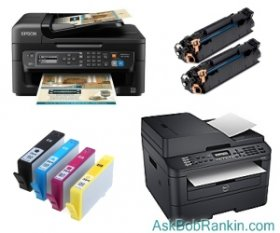Inkjet or Laser printer?