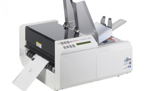 Inkjet Envelope printer