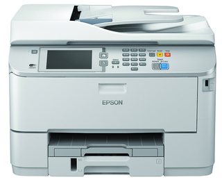 This inkjet does just one single shade: Epson's WorkForce Pro WF-5694 inkjet assumes lasers