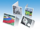 Greeting cards paper for inkjet printers